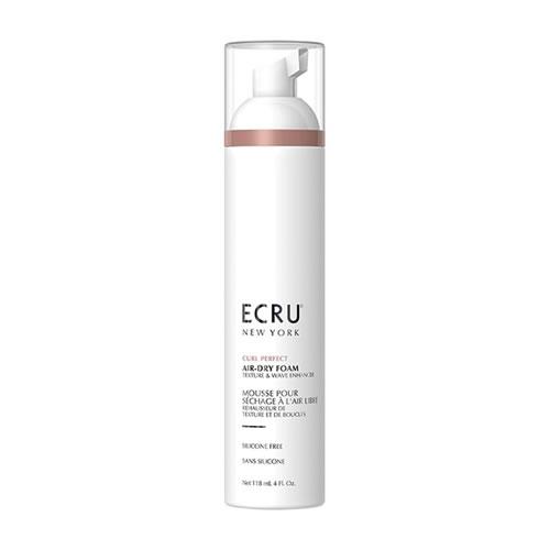 Ecru NY Curl Air-Dry Foam
