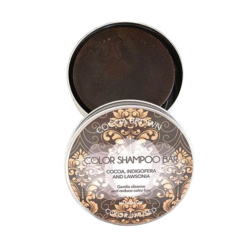 Biocosmé Cocoa Brown Shampoo Bar