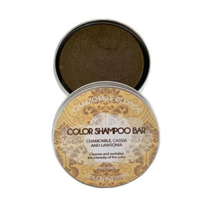 Biocosmé Chamomile Blonde Shampoo Bar